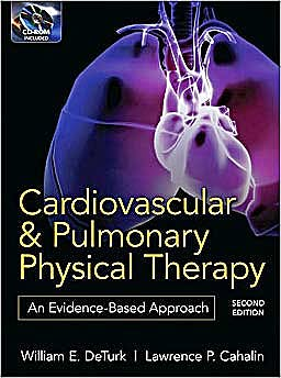 Portada del libro 9780071598125 Cardiovascular and Pulmonary Physical Therapy. an Evidence-Based Approach + Cd-Rom