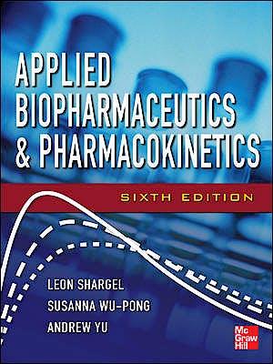 Portada del libro 9780071603935 Applied Biopharmaceutics and Pharmacokinetics