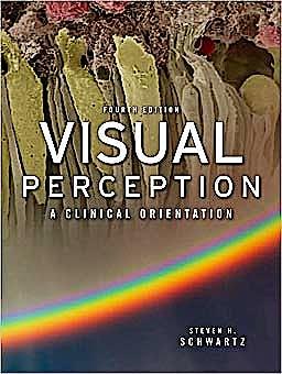Portada del libro 9780071604611 Visual Perception. a Clinical Orientation