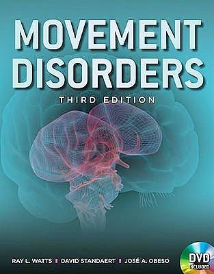 Portada del libro 9780071613101 Movement Disorders + Dvd