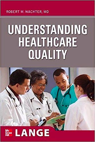 Portada del libro 9780071621182 Understanding Healthcare Quality