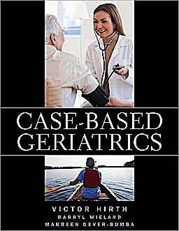 Portada del libro 9780071622394 Case-Based Geriatrics