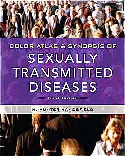 Portada del libro 9780071624374 Color Atlas & Synopsis of Sexually Transmitted Diseases