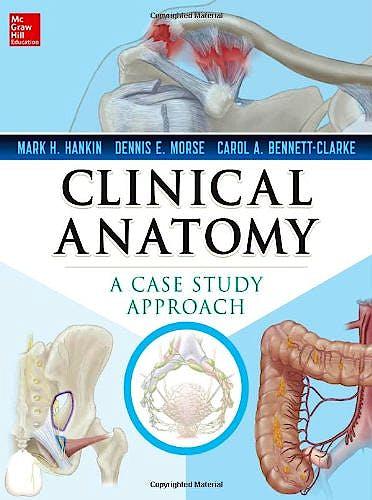Portada del libro 9780071628426 Clinical Anatomy. a Case Study Approach