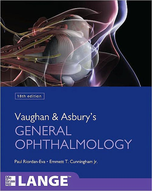 Portada del libro 9780071634205 Vaughan & Asbury's General Ophthalmology