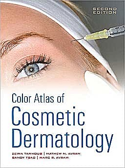Portada del libro 9780071635035 Color Atlas of Cosmetic Dermatology