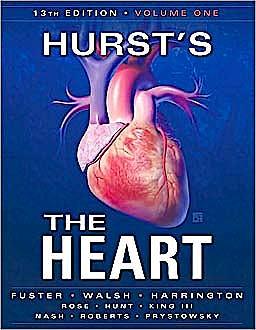 Portada del libro 9780071636469 Hurst's the Heart, 2 Vols.