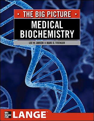 Portada del libro 9780071637916 Medical Biochemistry (The Big Picture)