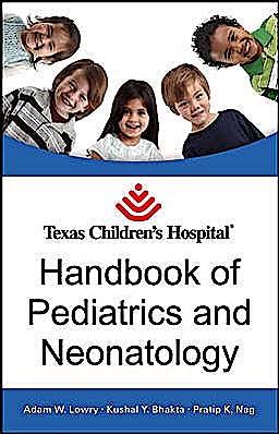 Portada del libro 9780071639248 Handbook of Pediatrics and Neonatology (Texas Children's Hospital)