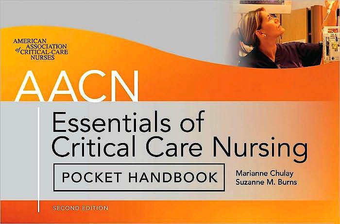 Portada del libro 9780071664080 Aacn Essentials of Critical Care Nursing Pocket Handbook (American Association of Critical-Care Nurses)