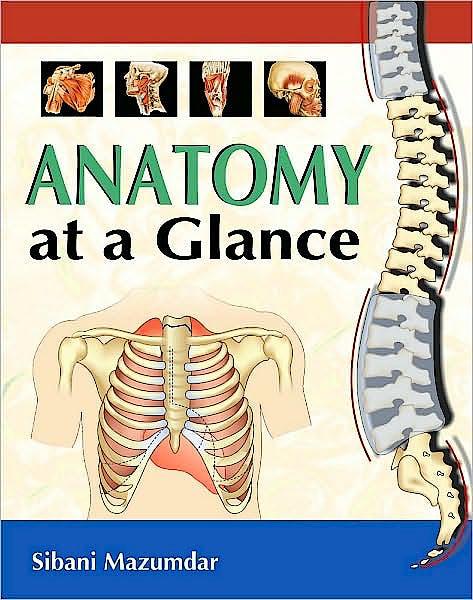 Portada del libro 9780071667203 Anatomy at a Glance