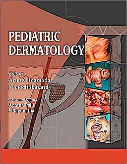 Portada del libro 9780071667227 Pediatric Dermatology