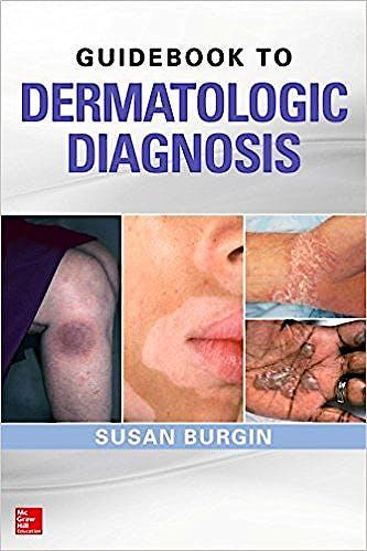 Portada del libro 9780071738750 Guidebook to Dermatologic Diagnosis