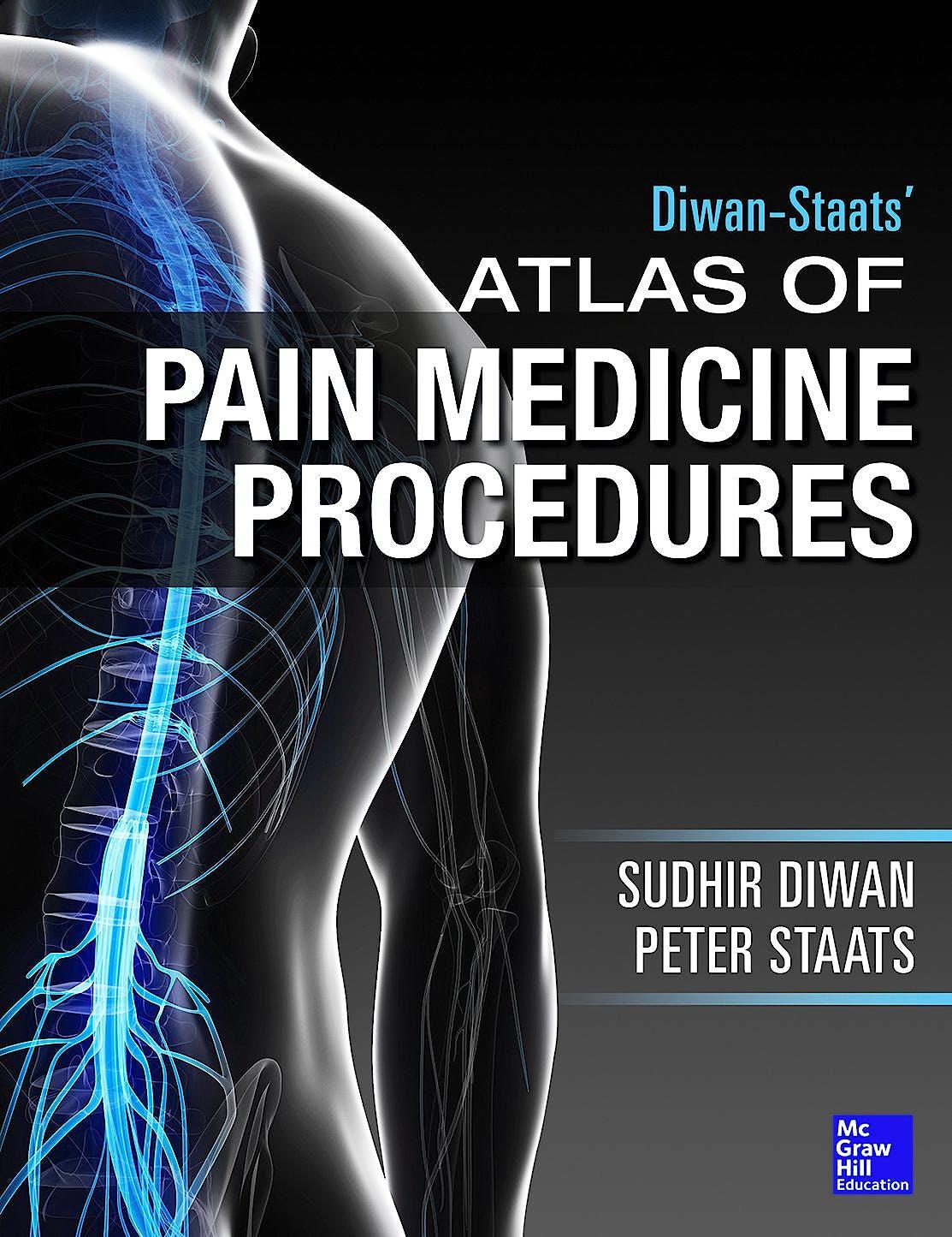 Portada del libro 9780071738767 Atlas of Pain Medicine Procedures