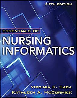 Portada del libro 9780071743716 Essentials of Nursing Informatics