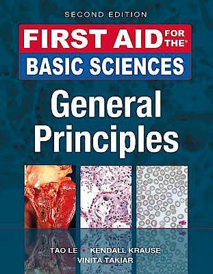 Portada del libro 9780071743884 First Aid for the Basic Sciences. General Principles