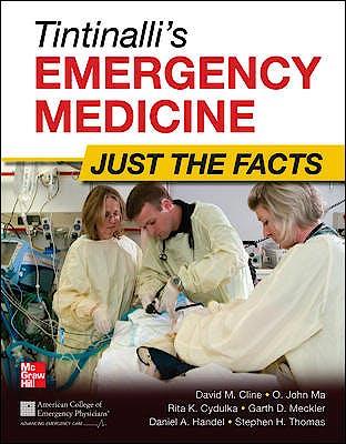 Portada del libro 9780071744416 Tintinalli's Emergency Medicine. Just the Facts