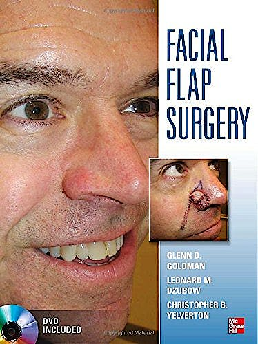 Portada del libro 9780071749251 Facial Flap Surgery + Dvd