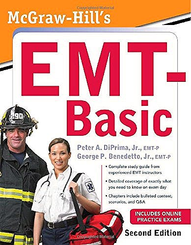 Portada del libro 9780071751278 McGraw-Hill's EMT-Basic