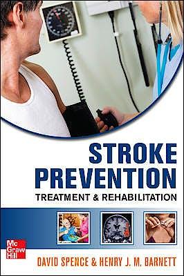 Portada del libro 9780071762359 Stroke Prevention. Treatment and Rehabilitation