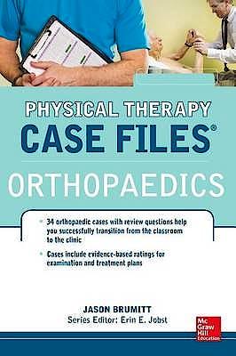 Portada del libro 9780071763776 Case Files in Physical Therapy Orthopedics
