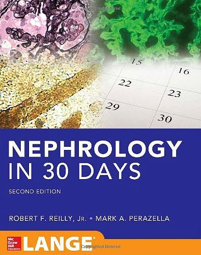 Portada del libro 9780071788403 Nephrology in 30 Days