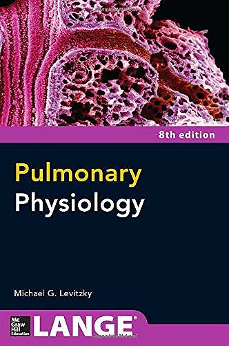 Portada del libro 9780071793131 Pulmonary Physiology