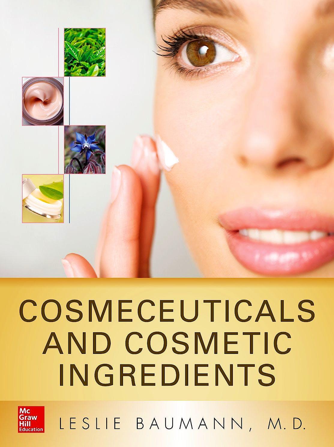Portada del libro 9780071793988 Cosmeceuticals and Cosmetic Ingredients