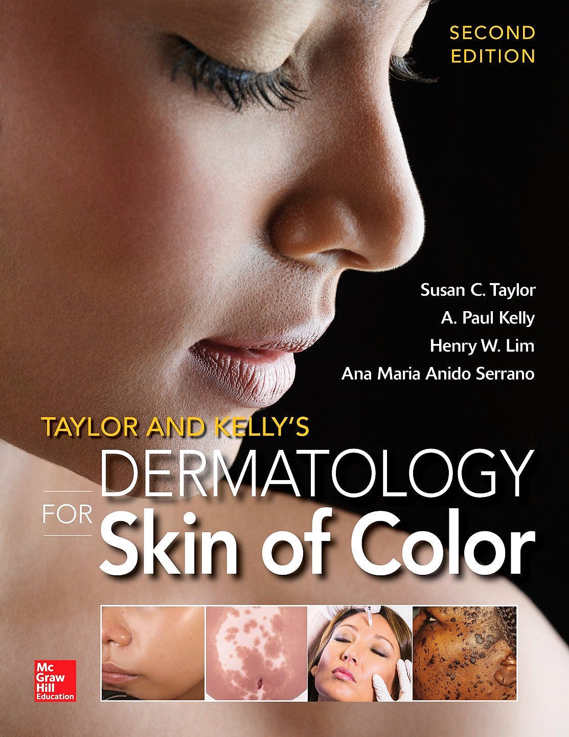 Portada del libro 9780071805520 Taylor and Kelly's Dermatology for Skin of Color