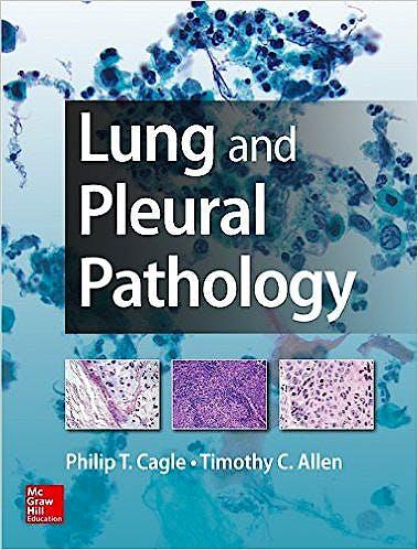 Portada del libro 9780071809559 Lung and Pleural Pathology