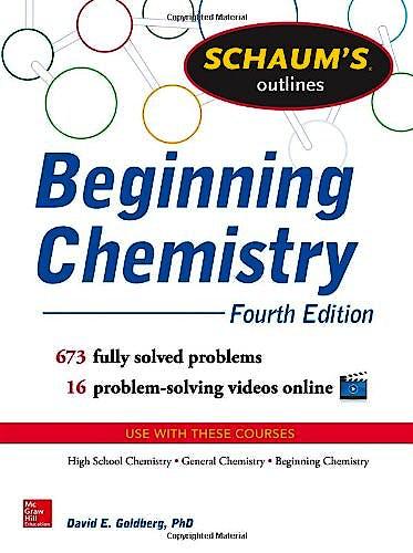 Portada del libro 9780071811347 Schaum's Outline of Beginning Chemistry
