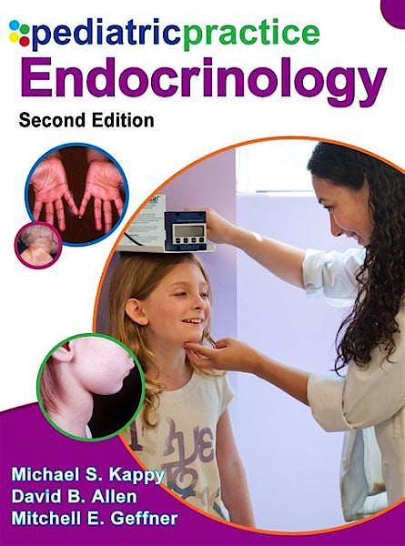 Portada del libro 9780071813174 Pediatric Practice. Endocrinology