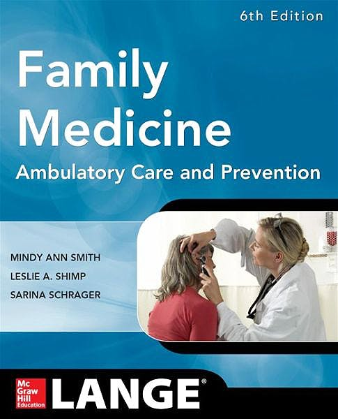Portada del libro 9780071820738 Family Medicine. Ambulatory Care and Prevention. Lange