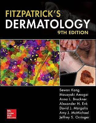 Portada del libro 9780071837798 Fitzpatrick's Dermatology, 2 Vols.