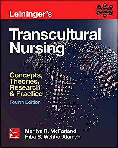 Portada del libro 9780071841139 Leininger's Transcultural Nursing. Concepts, Theories, Research and Practice