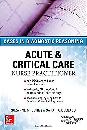 Portada del libro 9780071849548 Acute & Critical Care Nurse Practitioner. Cases in Diagnostic Reasoning