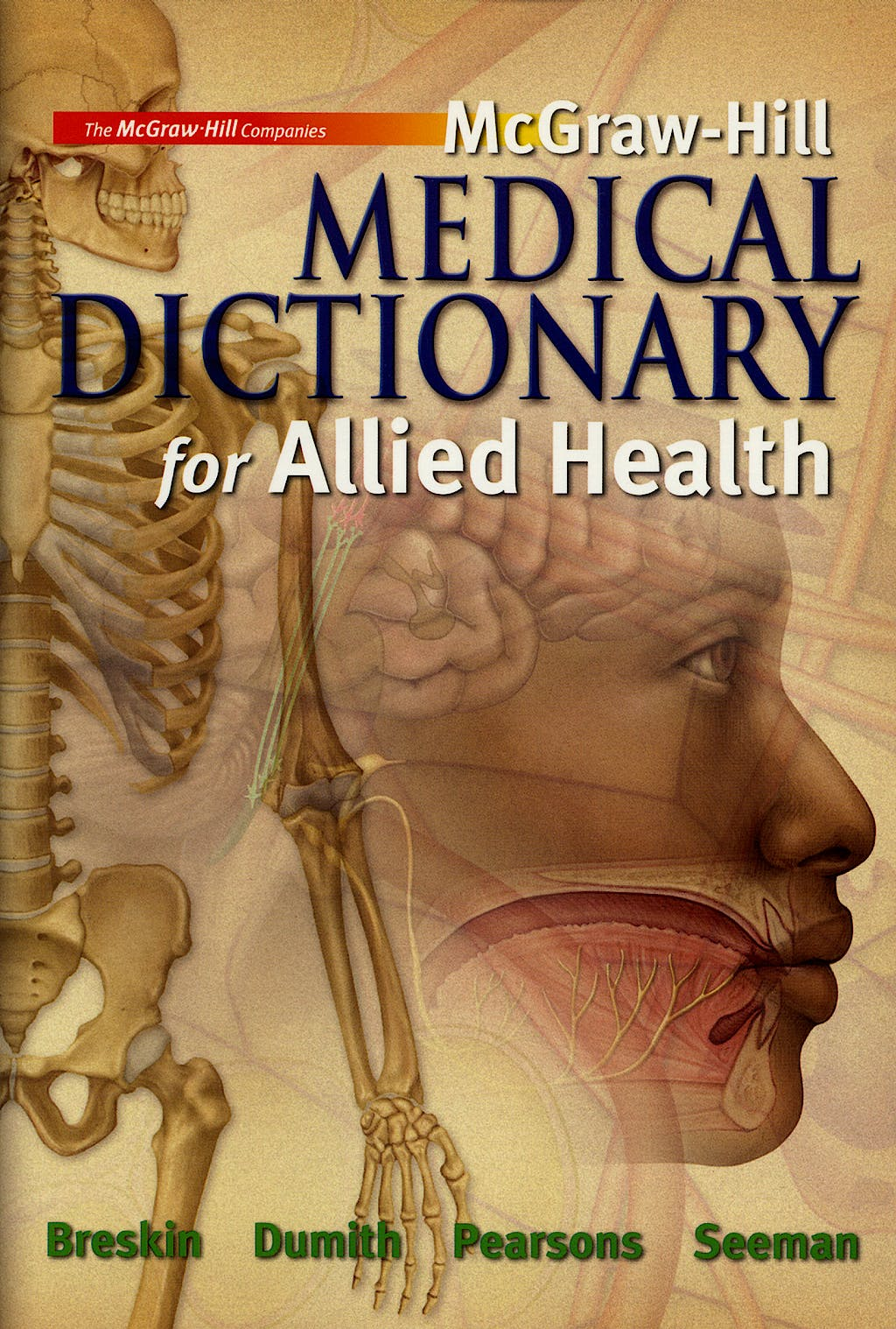 Portada del libro 9780073510965 Medical Dictionary for Allied Health