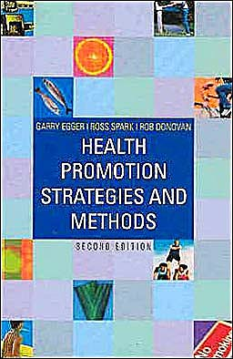 Portada del libro 9780074715000 Health Promotion Strategies and Methods