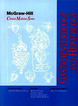 Portada del libro 9780077095192 Gastroenterology and Hepatology
