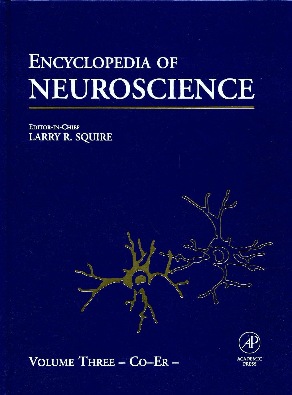 Portada del libro 9780080446172 Encyclopedia of Neuroscience, 10-Volume Set