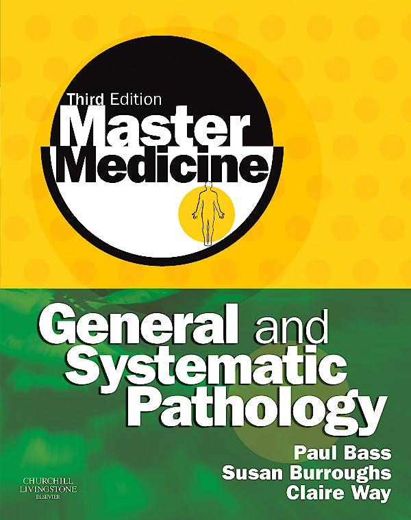 Portada del libro 9780080451299 Master Medicine: General and Systematic Pathology