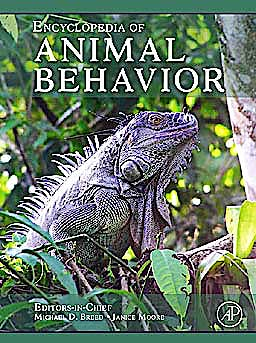 Portada del libro 9780080453330 Encyclopedia of Animal Behavior