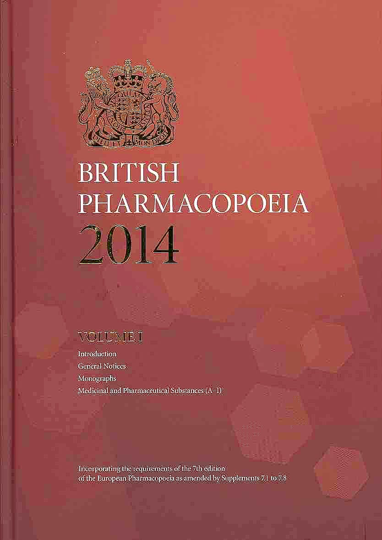 Portada del libro 9780113229352 British Pharmacopoeia 2014 + Cd-Rom + Online Access