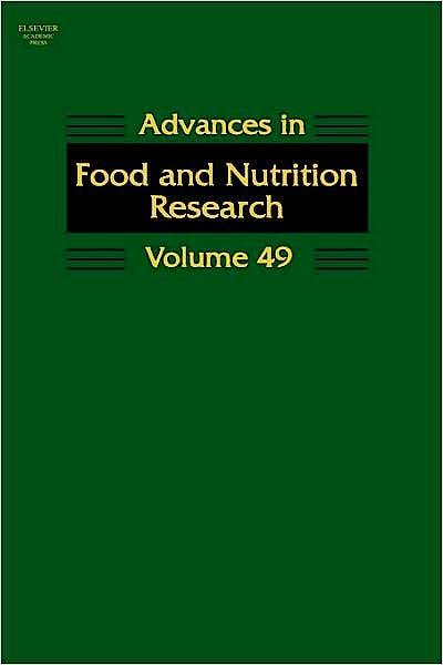 Portada del libro 9780120164493 Advances in Food and Nutrition Research, Vol. 49