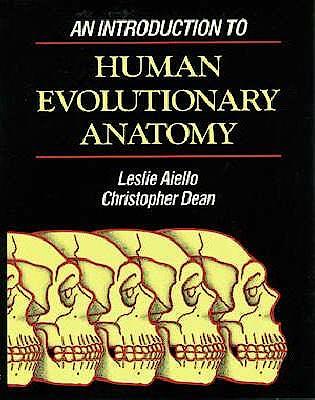 Portada del libro 9780120455911 An Introduction to Human Evolutionary Anatomy