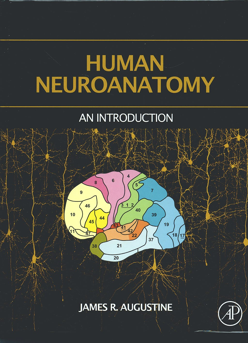 Portada del libro 9780120682515 Human Neuroanatomy. an Introduction