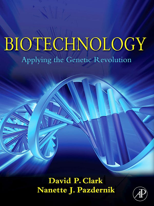 Portada del libro 9780121755522 Biotechnology. Applying the Genetic Revolution