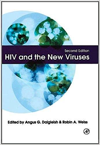 Portada del libro 9780122007415 Hiv & the New Viruses