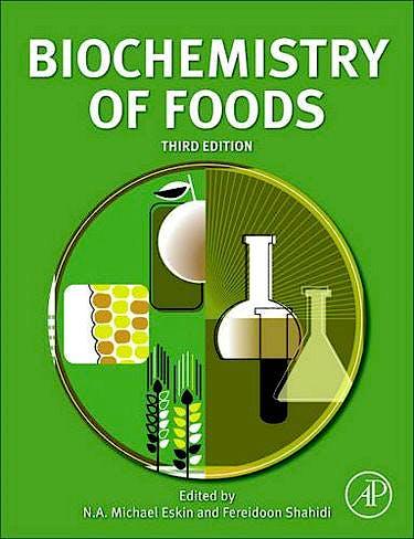 Portada del libro 9780122423529 Biochemistry of Foods