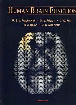 Portada del libro 9780122648403 Human Brain Function